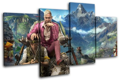 Far Cry 4 Gaming - 13-2333(00B)-MP04-LO